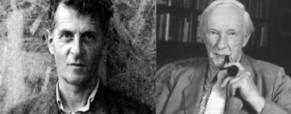 Ludwig Wittgenstein en dialogues : G. E. Moore.