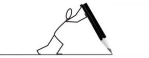 L'écriture à la ligne, Linéarité de la pensée et morphogenèse de l'écriture (I).
