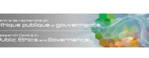 Actualité de la recherche – éthique publique et gouvernance