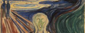 Bataille absurde : de l'angoisse au rire