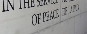 Projet de paix perpétuelle et Charte des Nations Unies