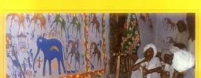 L'art tribal indien
