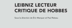 Recension – Leibniz, lecteur critique de Hobbes
