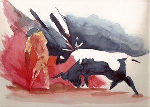 El Torero by Schrouty - Creative Commons