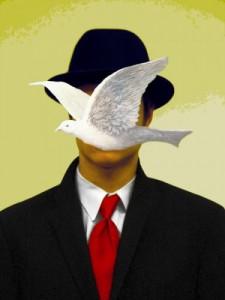 La clé des rêves - Magritte