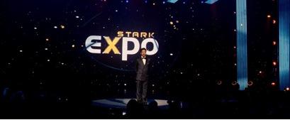 En rouvrant la Stark Expo, Tony ne cherche pas à promouvoir ses propres technologies ou sa propre personne. Son but, si l'on en croit son discours, est de permettre aux recherches menées dans différents domaines de se rassembler en vue de construire un avenir meilleur pour les générations futures.