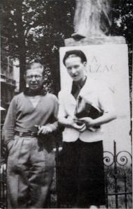 Sartre_and_de_Beauvoir_at_Balzac_Memorial