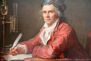 Portrait du médecin Alphonse Leroy - Jacques-Louis David