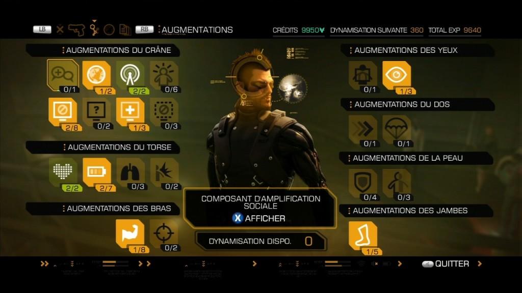 6 - Deus Ex Human Revolution by Square Enix & Eidos