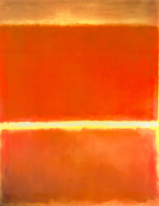 Rothko Ou La Peinture De Temple Grec Implications Philosophiques