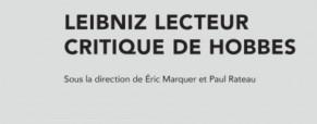 Recension – Leibniz, lecteur critique de Hobbes